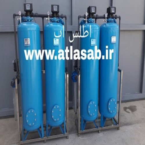 شرکت اطلس آب کیمیا پالایش