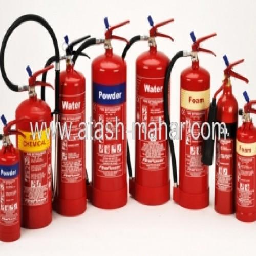 نما فروشگاه آتش مهار البرز